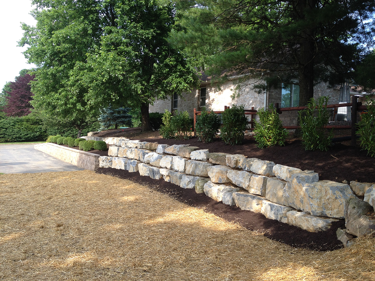 Landscaping Design Services Hardscaping Lehigh Valley PA Area