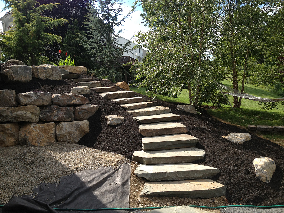 Landscaping Design Services - Hardscaping
