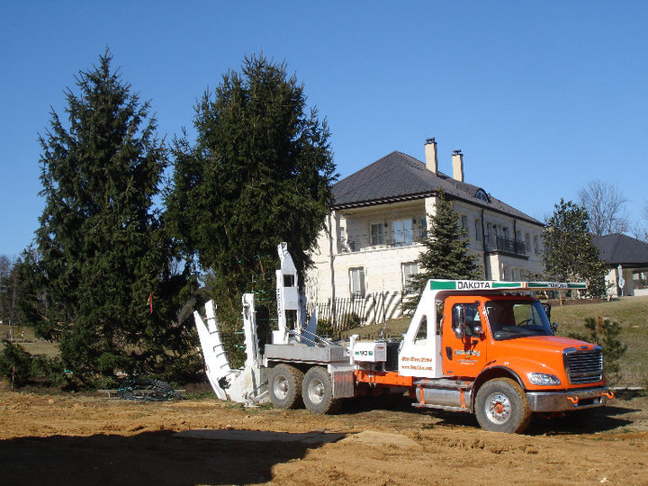 Shrub and Large Tree Transplanting Service - Lehigh Valley